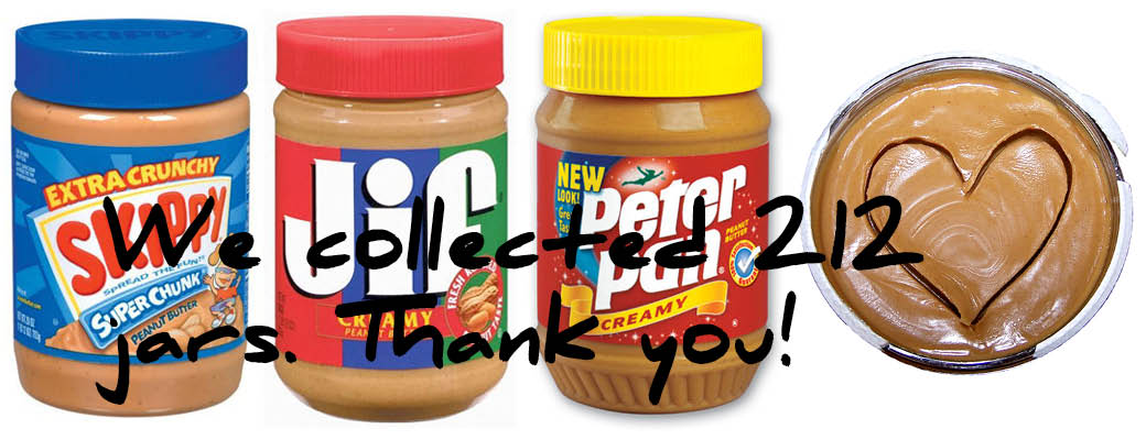 Peanut Butter Love!