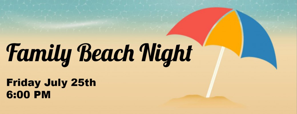 Family Beach Night