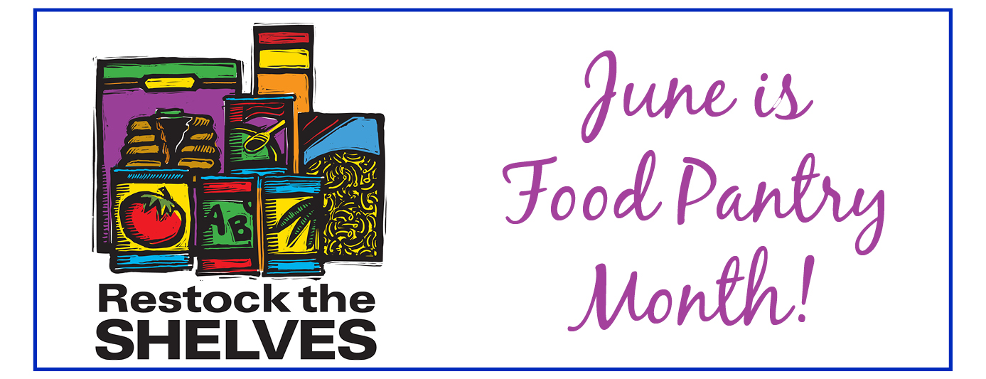 June Food Pantry Collection